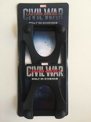 CAPTAIN AMERICA  CIVIL WAR - iPHONE CASE - PROMO The ticket for a movie/DVD fan!