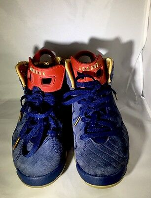 cd304f6e6c5 Air Jordan 6 VI DOERNBECHER size 8.5 100% Authentic Bin Lebron Retro Kanye  West