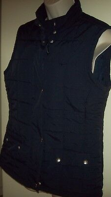 RM Williams padded vest Size 12