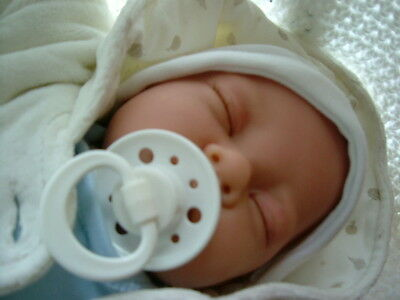 Reborn Doll Baby Boy Made To Order Child Friendly Now A Play Doll !