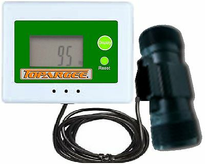"3/4"" Liquid Flow Meter Digital Display"