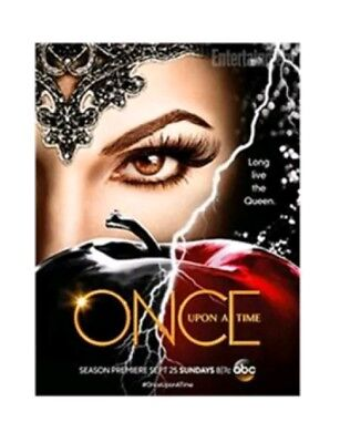 Once Upon a Time Season 6 (DVD, 2017,5-Discs)US Seller FAST SHIP 1-3 DAY ARRIVAL