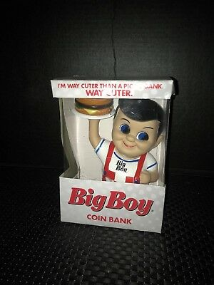 BRAND NEW***FRISCHES BIG BOY... Plastic Collectable Bank
