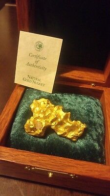 Gold Nugget - Royal Australian Mint