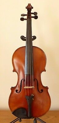 FINE OLD ANTIQUE  FRENCH DULCIS ET FORTIS  MIRECOURT    VIOLIN 4/4   cello viola