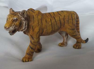 Vintage BARCLAY Cast Iron Tiger Figurine