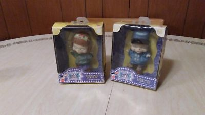Nickelodeon The Rugrats Movie Phil & Lil  collectible figures