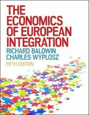 The Economics Of European Integration 0077169654