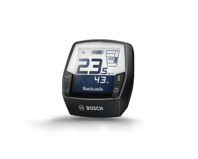 Bosch E-Bike Intuvia Display Anthracite