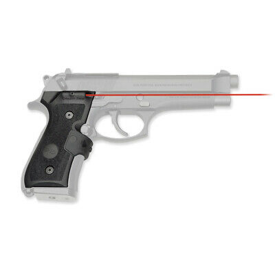 Crimson Trace Lasergrips Beretta Red Laser Sight Lg-402m