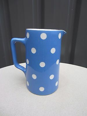 Stunning Vintage T.G Green Domino 1930's  Tall Percy Style Jug