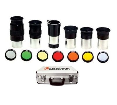 Celestron 1.25 Inch Eyepieces and Filters Kit 94303, London