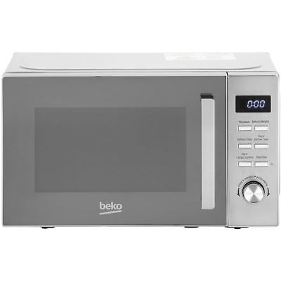 Beko MOF20110X 800 Watt Microwave Free Standing Stainless Steel New LOWEST PRICE
