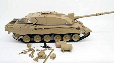 radio remote controlled rc tank Heng Long Challenger II 1/16 BB shooting 2.4G