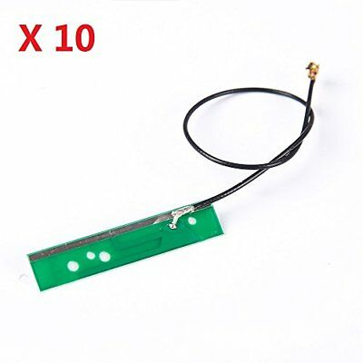 iFlight 10pcs 2.4G/5G/5.8GHZ Double Frequency Built-In PCB Antenna IPEX