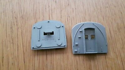 Hornby Oo Gauge Lms  57 Foot Coach End Panels Pair Spare Parts