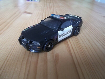 Barricade Transformers 2007 Ford Mustang Saleen S281