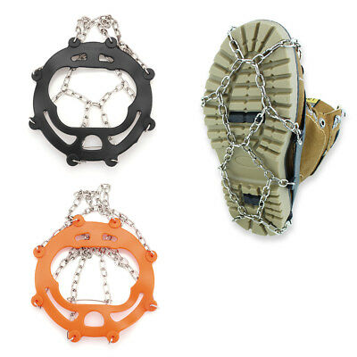 Anti-slip Shoe Traction Cleats Chains Snow Grips Traction Crampon For Outdoor