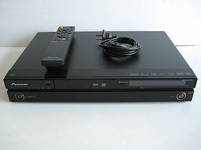 Pioneer DVR-LX60D DVD / HDD video recorder - 250 gb - with remote