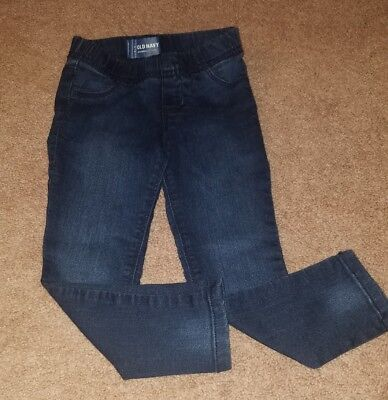 Old Navy girls skinny jeans size 4T