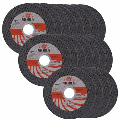 "100pc Cut off Wheels 4-1/2""x.040""x7/8"" inch Cutting Stainless Steel Metal Discs"