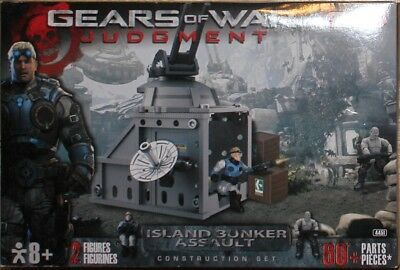 "MECCANO ""Gears of War - Judgment"" - Construction Set - unbespielt"