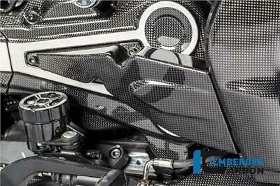 Ilmberger GLOSS Carbon Fibre Air intake Manifold Belt Covers Ducati XDiavel 2017