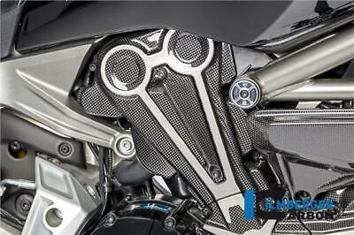 Ilmberger GLOSS Carbon Air Outlet Vertical Manifold Cover Ducati XDiavel 2016