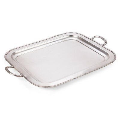 NEW Ivory House Serving Tray w/ Handles 58cm