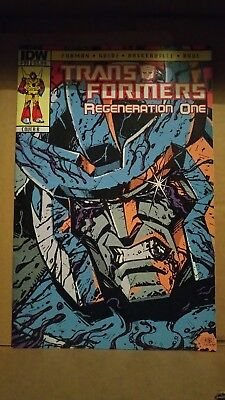 Idw - Transformers Regeneration One #99 Cover B