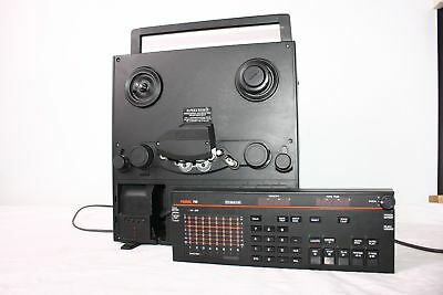 Fostex R8 Reproducer 8 Track Reel To Reel Multitrack Tape Analogue Recorder (P46