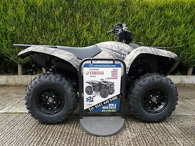 Yamaha Grizzly 700Eps 2018 Latest Model - Finance Available
