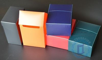5 Colors Storage Boxes Deck Box for CCG/MTG Board Games cards JL-DB1 JOYSOURCING
