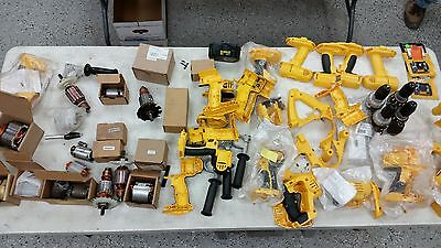 DeWalt Cordless Drill Parts, Armatures for Miter Saws, & Other Misc. Parts