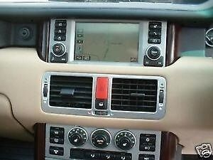 Land Range Rover Discovery 3 L322 Sat Nav Map Update DVD / Disc UK & Europe 2015