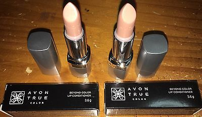 Avon 2 x Beyond Color Plumping Lip Conditioners. RRP $39.98