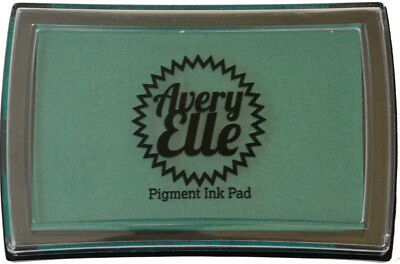 Avery Elle Pigment Ink Pad - Mermaid - Includes free ink refill