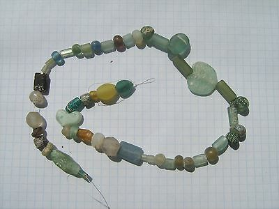 Beautiful Ancient Viking Beads