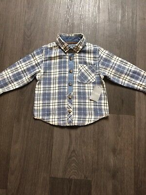 12-18 months boys shirt, brand new with tags