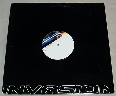 "12"" Backdraft ""kult"" (Invasion)"