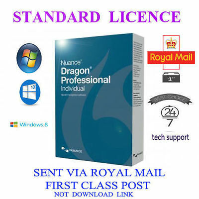 Nuance Dragon Professional Individual 14(v14.2) FULL NOT UPGRADE! WIN7/8/10