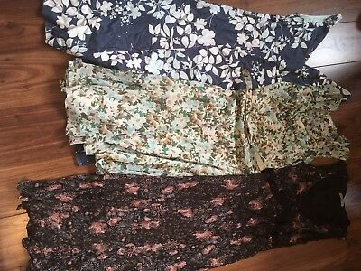 Bundle Of M&S And Monsoon Size 10gorgeous Dresses