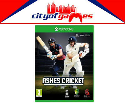 Ashes Cricket Xbox One Game New & Sealed Free Express Post In Stock