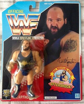 WWF Hasbro Earthquake Wrestling Figure