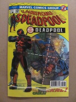 Despicable Deadpool #287 Marvel Legacy 2017 Series Lenticular Variant 9.6 NM+