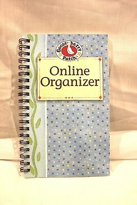 10a01ca5bcc4 GOOSEBERRY PATCH ONLINE Organizer NEW