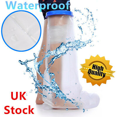 Waterproof Cover For Protecting Leg Thigh Crus Foot Cast Bandage Bathing Shower