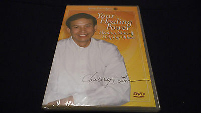 Your Healing Power Helping Yourself Chunyi Lin Signed Sealed