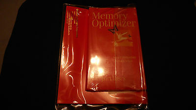 Memory Optimizer   Cds And Booklet Set  Motivation Learning Strategies Cds