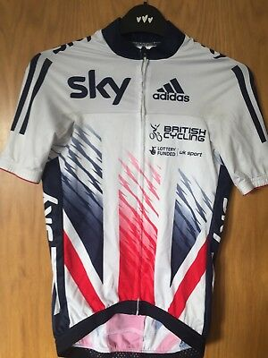 Adidas Great Britain Cycling Team Jersey (XS)